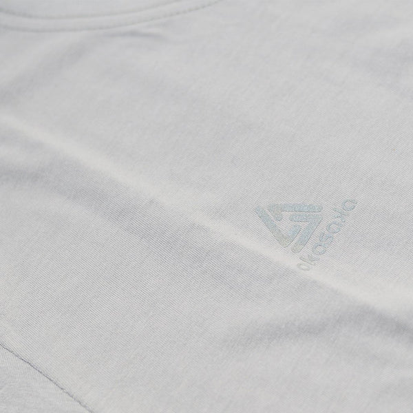 ICONIC TEE LIGHT GREY