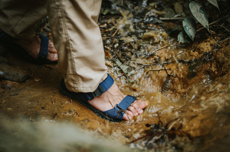 NEVADO SANDAL NAVY