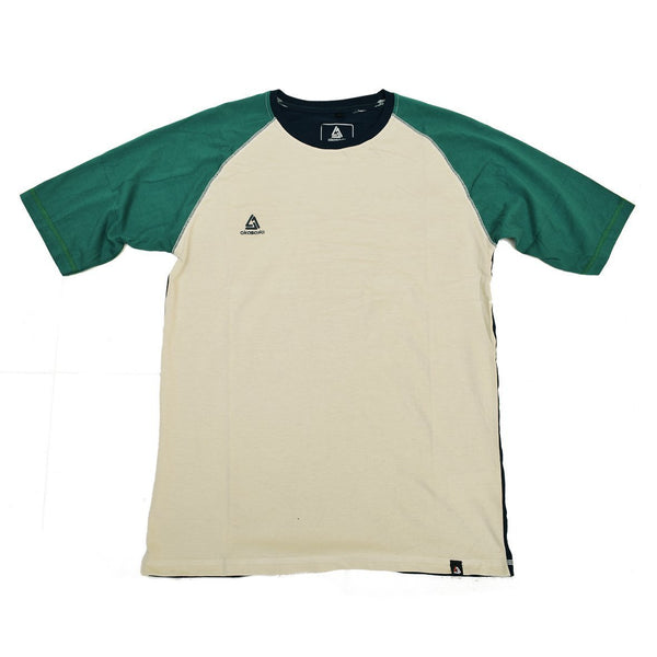 RAGLAN ICONIC LEG GREEN