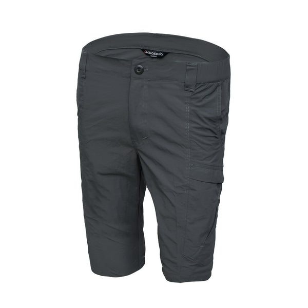 GAIETE PACKABLE SHORT GREY