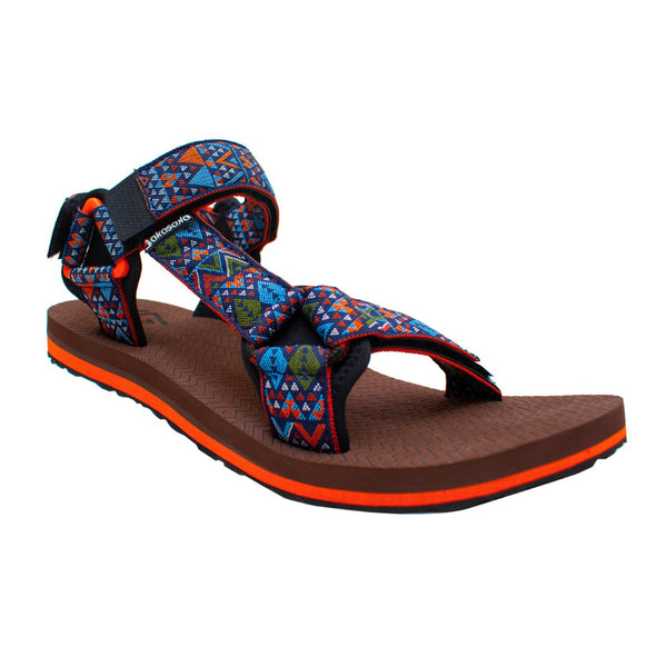 BRINA TBS SANDAL ORANGE