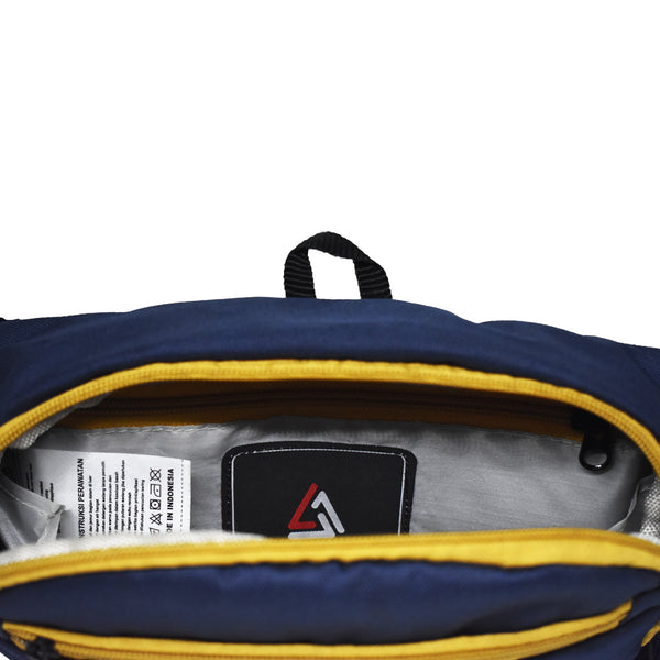 ARLO WAISTBAG NAVY