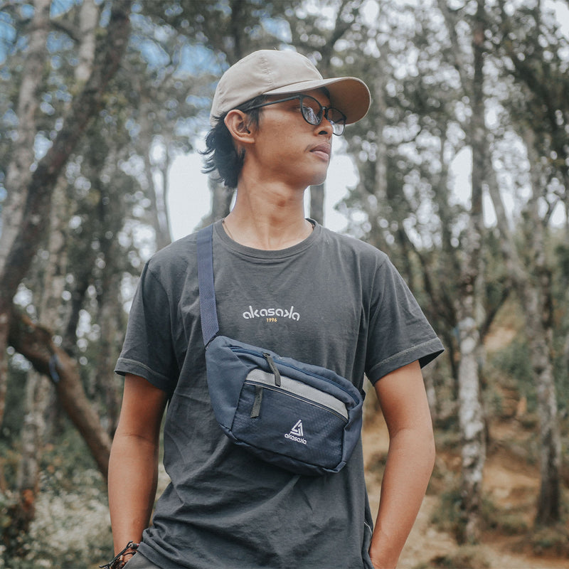 ROAN WAISTBAG BLUE