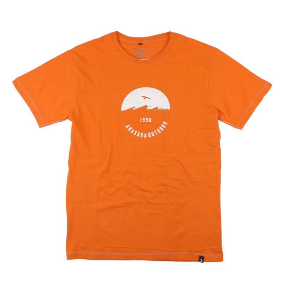 NISAETUS TEE ORANGE