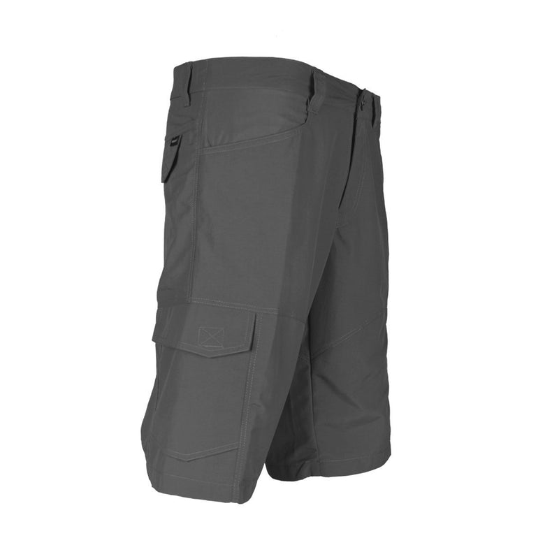 Blacklava Short Light Grey Tampak Kanan
