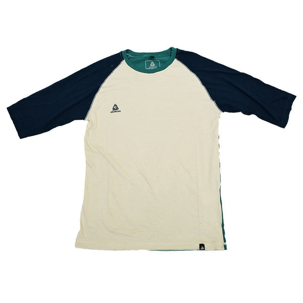 RAGLAN ICONIC LEG BLUE
