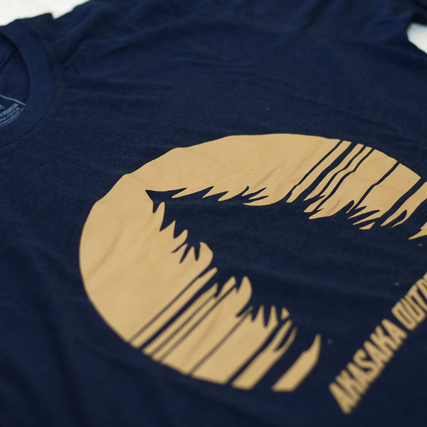 SUNRISE TEE NAVY