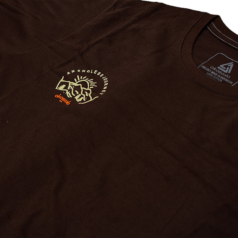 MERAKI TEE BROWN