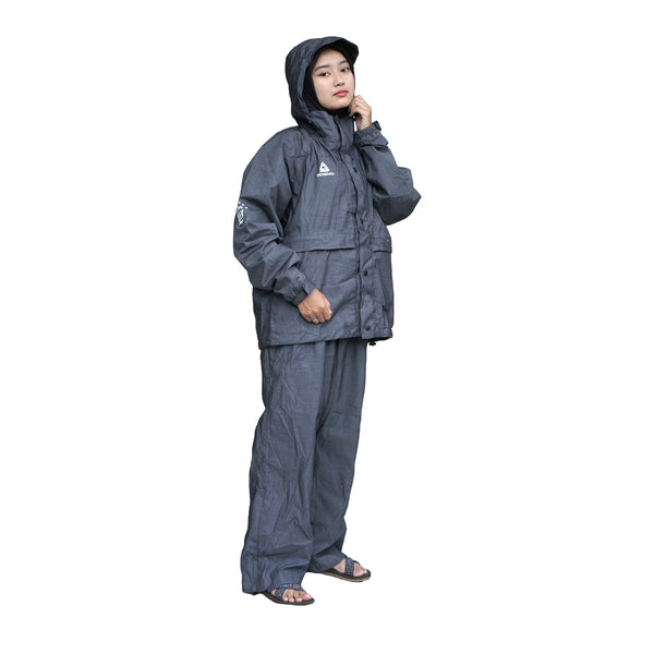 IBEX RAINSUIT DARK GREY