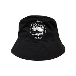 ROCKY BUCKET HAT BLACK