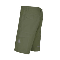 Blacklava Short Army Green Tampak Kiri