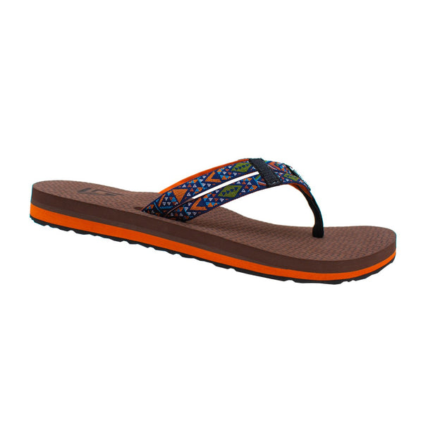 ARWEN TBS SANDAL ORANGE