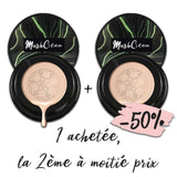MUSHCREAM ™ BB Crème Miracle Perfectrice de Teint 2 × Naturelle [Économisez 25%] - Shebuel