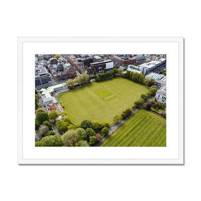 Trinity College Cricket Pitch - Stunning Ireland