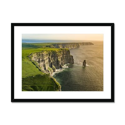 Cliffs of Moher and Sea Stack - Stunning Ireland