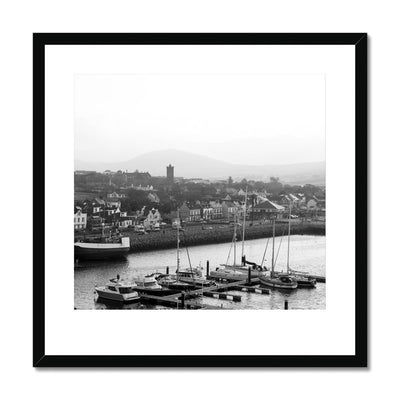 Dingle Marina B&W - Stunning Ireland