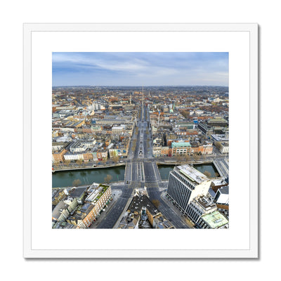 O'Connell Bridge and Street