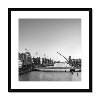 Samuel Beckett Bridge - B&W - Stunning Ireland