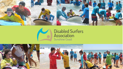 Disabled Surfers Association - Purpose Project