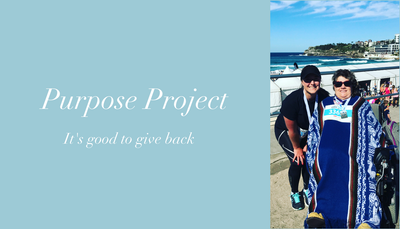 About Our Purpose Project