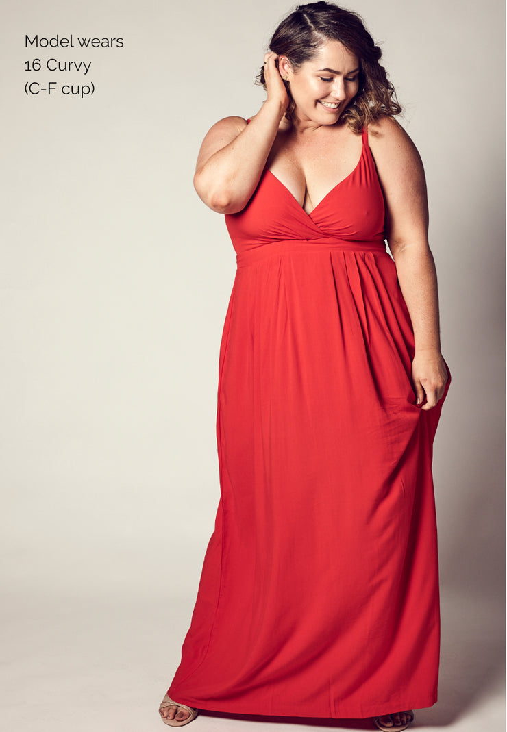 dress for plussize