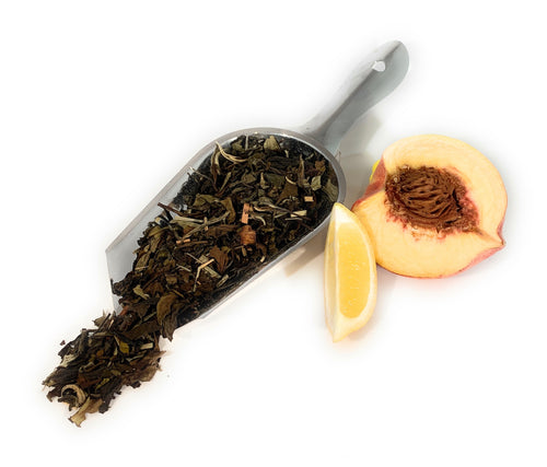 Peachy Lemon Pizzazz Loose White Tea