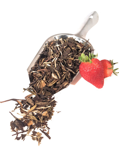 Strawberry Fields Forever Loose White Tea