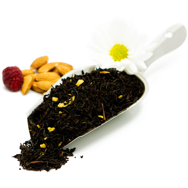 Earl Grey Nutty Vanilla Loose Black Tea