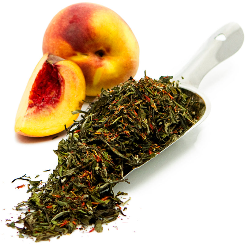 Peach Indulgence Loose White Tea