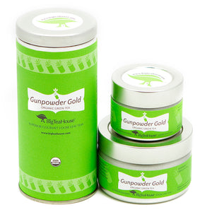 Gunpowder Gold Loose Green Tea