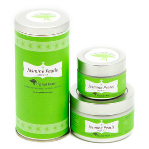 Jasmine Pearl Loose Green Tea