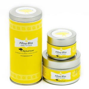 Pillow Bliss Loose Herbal Tea