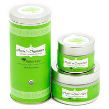 Load image into Gallery viewer, Plum 'n Chunmee Loose Green Tea