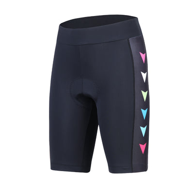 Womens Bike Shorts 3D Gel Padded Cycling Bicycle Biking