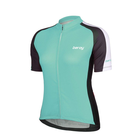 Beroy women cycling jersey - Green