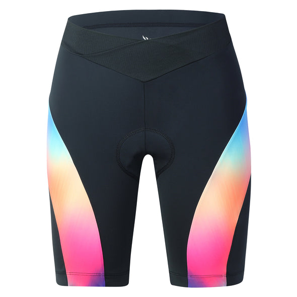 3D Gel Padding Womens Padded Bicycle Shorts