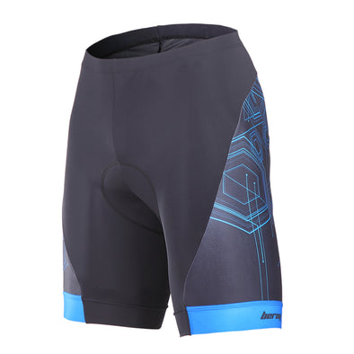 Mens Cycling Shorts with 3D Gel Padding