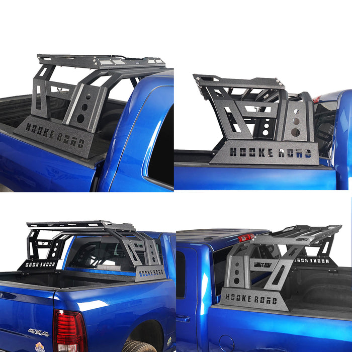 Front Bumper / Rear Bumper / Bed Rack Roll Bar(13-18 Dodge Ram 1500,Excluding Rebel)