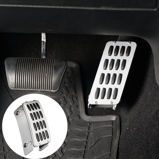 Hooke Road Opar Gas Pedal Cover Alu Alloy Heightening Pedal for Jeep JK u-Box 3