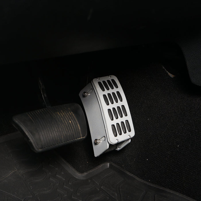 Hooke Road Opar Gas Pedal Cover Alu Alloy Heightening Pedal for Jeep JK u-Box 4