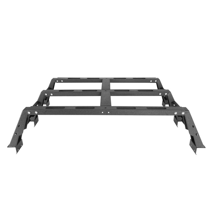 Hooke Road 12.9 inch High Bed Rack(09-14 Ford F-150 & Raptor)