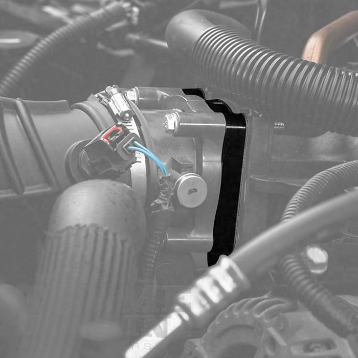 Hooke Road® 3.8L V6 Engine Throttle Body Spacer(07-11 Jeep Wrangler JK)
