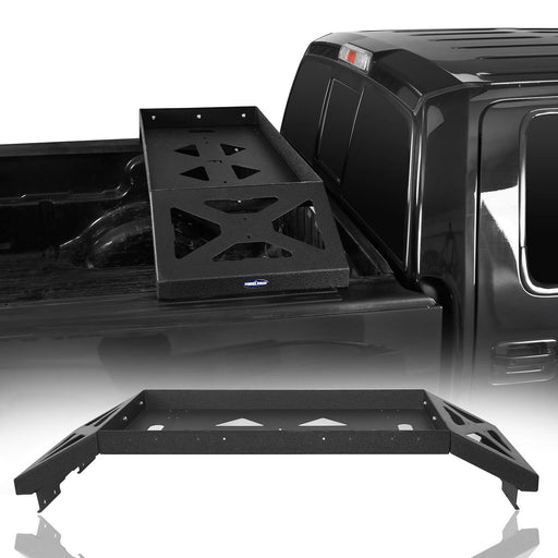 Bed Rack w/Hi-Lift Jack Mount(09-14 Ford F-150)
