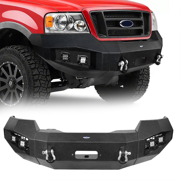 HR Front Bumper(04-08 Ford F-150)
