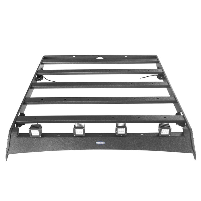 Full Width Front Bumper / Rear Bumper / Roof Rack Luggage Carrier(13-18 Dodge Ram 1500 Crew Cab & Quad Cab,Excluding Rebel)