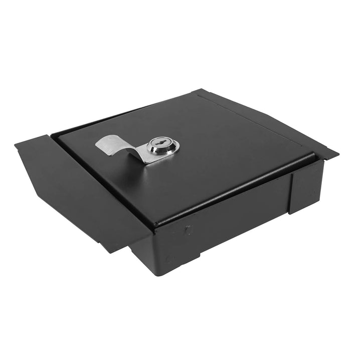 Hooke Road bestop Interior Console Lock Box for Jeep Wrangler JL 2018-2019 MMR1812 Jeep JL Accessories 7