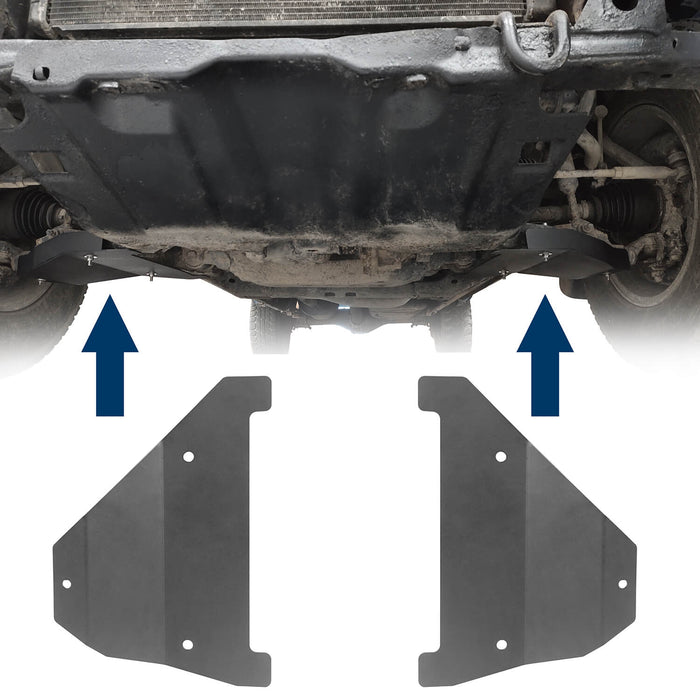 Lower Control Arm Skid Plate( 05-15 Toyota Tacoma)