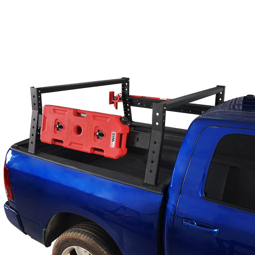 Hooke Road MAX 24.4 inch High Bed Rack (09-18 Dodge Ram 1500)