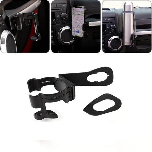 Hooke Road Multi-function Mobile Phone Brackets for Jeep Wrangler JK 2011-2018 MMR1733 Jeep Interior u-Box offroad 2