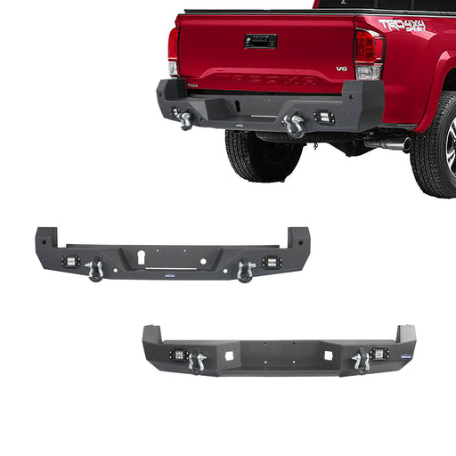 Toyota Tacoma Rear Bumpers